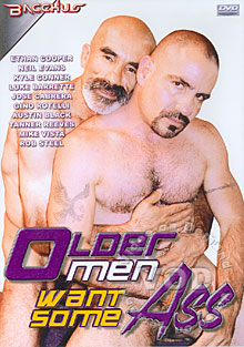 Older Men Want Some Ass Box Cover - Login to see Back