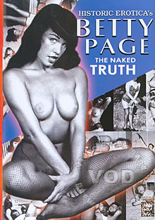 Betty Page - The Naked Truth