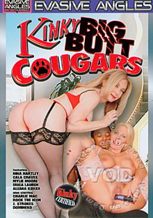 Kinky Big Butt Cougars
