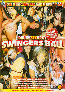 Drunk Sex Orgy - Swingers Ball