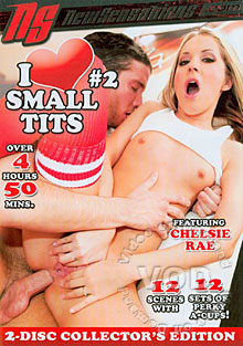 I Love Small Tits 2 (Disc 1)