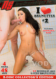 I Love Brunettes 2 (Disc 2)