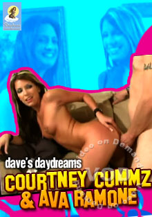 Dave's Daydreams Courtney Cumms & Ava Ramone