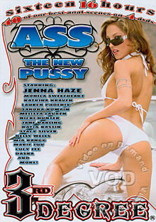 Ass The New Pussy (Disc 1)