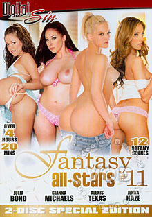 Fantasy All-Stars 11 (Disc 1)