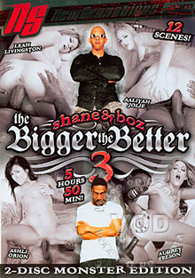 Shane & Boz : The Bigger The Better (Disc One)