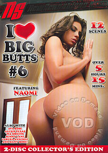I Love Big Butts 6 (Disc 1)