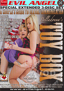 Belladonna's Toy Box - Disc One