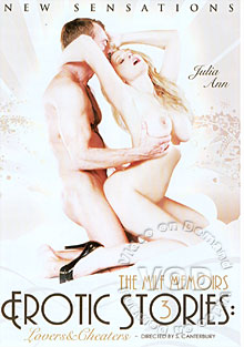 Erotic Stories 3: Lovers And Cheaters - The MILF Memoirs