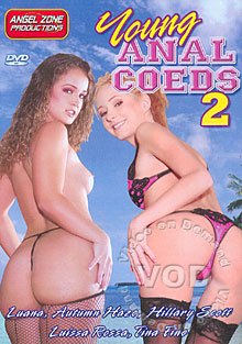 Young Anal Coeds 2