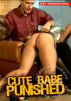 Video: Cute Babe Punished